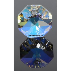 P1156-SWAROVSKI ELEMENTS 6401 Crystal Aurore Boreale 12 mm 1 buc