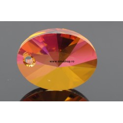 P1548-Swarovski Elements 6028 Crystal Astral Pink 10mm 1 buc