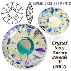 P1805-SWAROVSKI ELEMENTS 6724 Crystal Aurore Boreale 12mm 1 buc