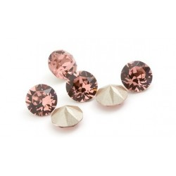 P2024-Swarovski Elements 1088 Blush Rose SS29 6mm