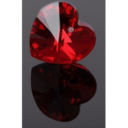 P0684-Swarovski Elements 6228 Siam 10mm-1 buc