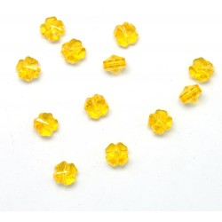 P2242-SWAROVSKI ELEMENTS 5752 Sunflower 8mm-1buc