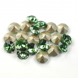 P2439-Swarovski Elements 1088 Erinite Foiled SS29 -6mm