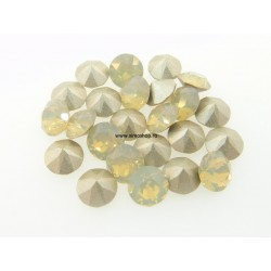 P2517-Swarovski Elements 1088 Sand Opal Foiled SS39 8mm