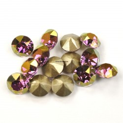P2564-Swarovski Elements 1088 Lilac Shadow Foiled SS29 6mm