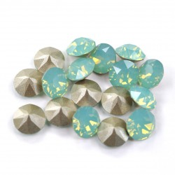 0776-Swarovski Elements 1028 Pacific Opal Foiled PP9 1.5mm 50BUC