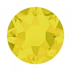 2588-Swarovski Elements 1088 Yellow Opal Foiled PP 18 2,5mm 1 buc