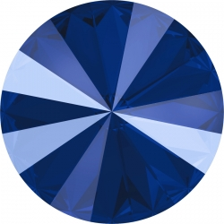 P2754-SWAROVSKI ELEMENTS 1122 Royal Blue Unfoiled 12mm-1buc