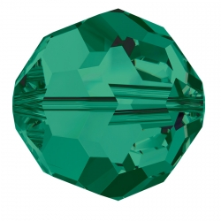 P2788-Swarovski Elements 5000 Emerald 8mm-1 buc