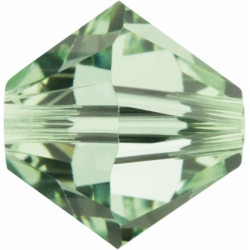 2441-SWAROVSKI ELEMENTS 5328 Chrysolite 3mm-1buc