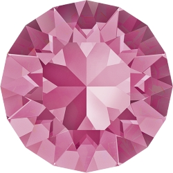 2120-Swarovski Elements 1088 Rose Foiled PP 18 2.5mm