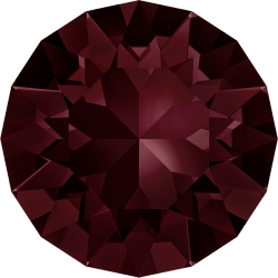 P1307-Swarovski Elements 1088 Burgundy Foiled SS34 7mm 1 buc