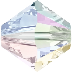 P0185-SWAROVSKI ELEMENTS 5328 Crystal Aurore Boreale 10mm-1buc