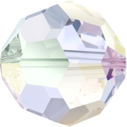 0496-Swarovski Elements 5000 Crystal Aurore Boreale 6mm-1 buc