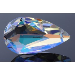 P1132-Swarovski Elements 6100 Crystal Aurore Boreale 24x12mm