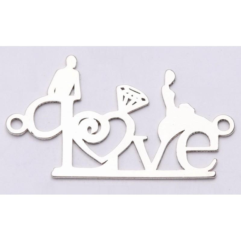 P3026-Swarovski Elements 2078/I White Opal (Light Chrome Z) Silver-Foiled 7mm - 1BUC