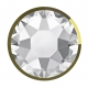 P3038-Swarovski Elements 2078/I Crystal (Dorado Z) Silver-Foiled 7mm - 1BUC