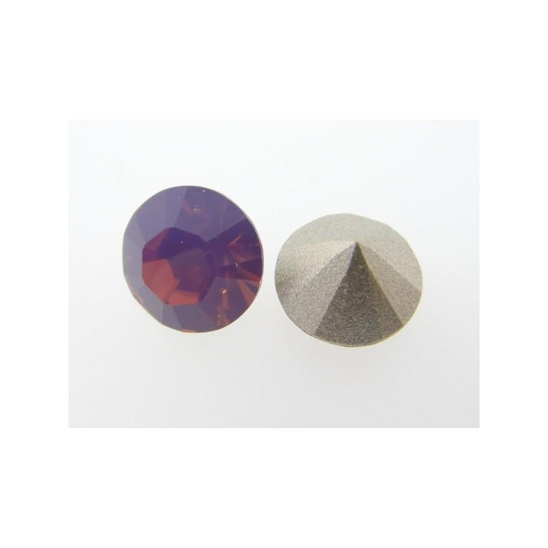 P0464-Swarovski Elements 6228 Blue Zircon 10mm-1 buc