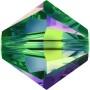 0399-SWAROVSKI ELEMENTS 6428 Crystal Aurore Boreale 6mm-1 buc