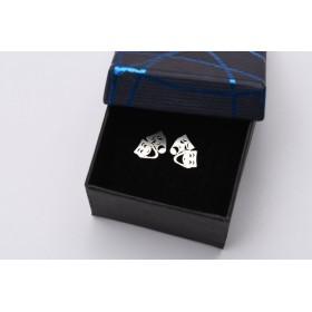 G1233-Incuietoare rotunda cu loc pentru Swarovski 1028 1/2