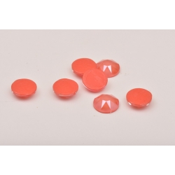 P3078-SWAROVSKI ELEMENTS 2078 Crystal Light Coral Hotfix SS34 7mm