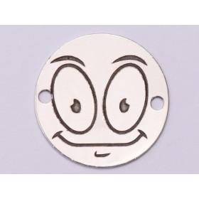 0060-SWAROVSKI ELEMENTS 2078 Crystal Mint Green Unfoiled SS20 4.8mm
