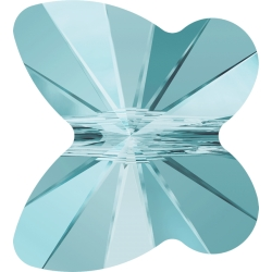 P3114-Swarovski Elements 5754 Light Turquoise 8mm-1 buc