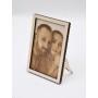 P3139-Swarovski Elements 5728 Scarab Bead Emerald 12mm