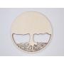 P3144-Swarovski Elements 5728 Scarab Bead Golden Shadow 12mm