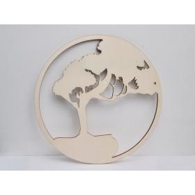 G314-Rondele 5mm din 6 sfere argint 925