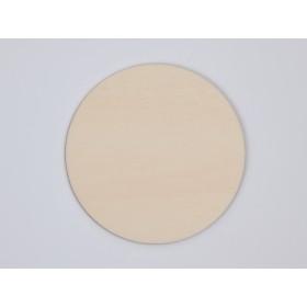 G1299 - Bilute Argint 8mm, cu o singura gaura 0.90mm 1 bucata