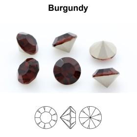 D312- Punga plastic albastru metalic, autoadeziva - 100buc