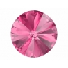 P0557-SWAROVSKI ELEMENTS 1122 Rose Foiled SS47-11mm