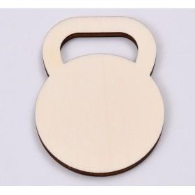 G1346-Baza de pandant cu 2 bucle pentru inimioare flatback swarovski 2808 de 14mm