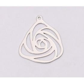 G1349-Tije pentru inimioare flatback swarovski 2808 de 14mm