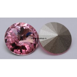 P0566-SWAROVSKI ELEMENTS 1122 Light Rose SS47-11mm