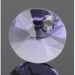 2782-SWAROVSKI ELEMENTS 6428 Violet 8mm-1 buc