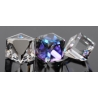 P1175-SWAROVSKI ELEMENTS 4841-Crystal Heliotrope Unfoiled 6mm