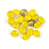 P2574-Swarovski Elements 1088 Yellow Opal Foiled SS39 8mm
