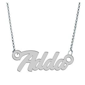 0606-Swarovski Elements 6628 Crystal Silver Night 8mm 1 buc
