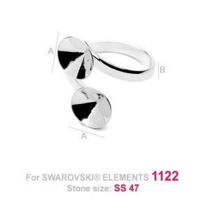 G0081-Baza inel reglabil cu platou 7.5mm 1 bucata
