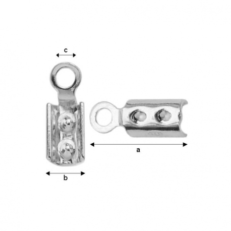 G092-Capat de sir 10.3x3.75mm 1 bucata