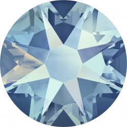 0069-SWAROVSKI ELEMENTS 2078 Crystal Summer Blue Unfoiled SS20 4.8mm