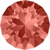 P1679-Swarovski Elements 1088 Padparadscha Foiled SS39 8mm