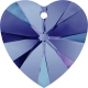P0683-Swarovski Elements 6228 Crystal Heliotrope 18mm-1 buc