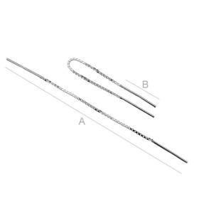 G0099-Agatatoare pandantiv Swarovski cu bucla 10.7 x5.7mm 1 buc