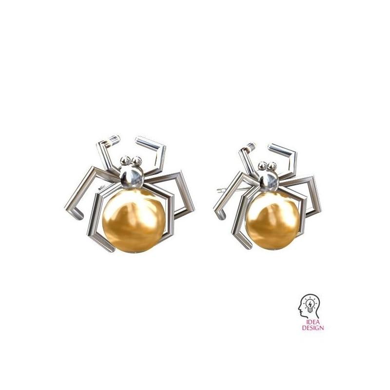 G0101-Agatatoare romb pentru pandantiv Swarovski 10x7mm 1 bucata