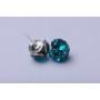 P1230-Swarovski Elements 6128 Crystal Golden Shadow 10mm-1 buc