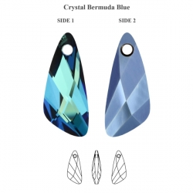 6690 MM 23,0 CRYSTAL BERMBL Swarovski Elements 6690 Crystal Vitrail Light 23mm