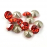 P1956-Swarovski Elements 1088 Light Siam Foiled SS29 -6mm